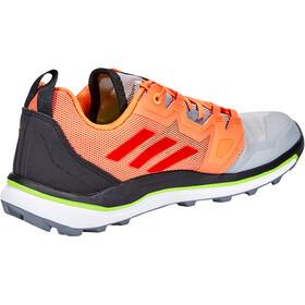 adidas TERREX Agravic Trailrunning Schoenen Dames, oranje/grijs